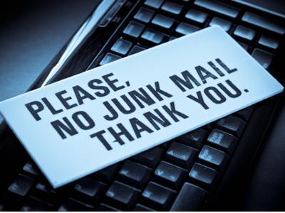 Spam Control POP Mail On Custom Domain